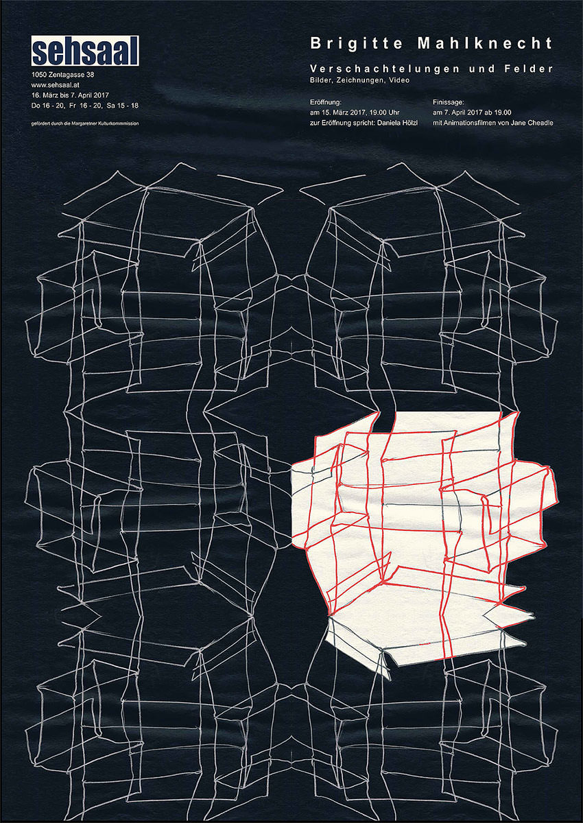 Schachtelungen und Felder A Brigitte Mahlknecht