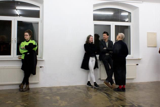 Melanie Dorfer, parasites, sehsaal 2018
