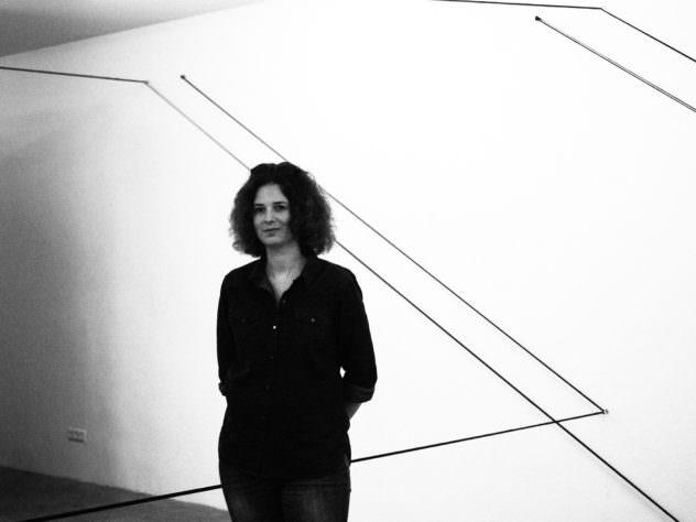 April 2018, Spatial Relations - Anna-Maria Bogner, sehsaal Wien