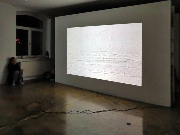 Videoscreening Claudia Larcher
