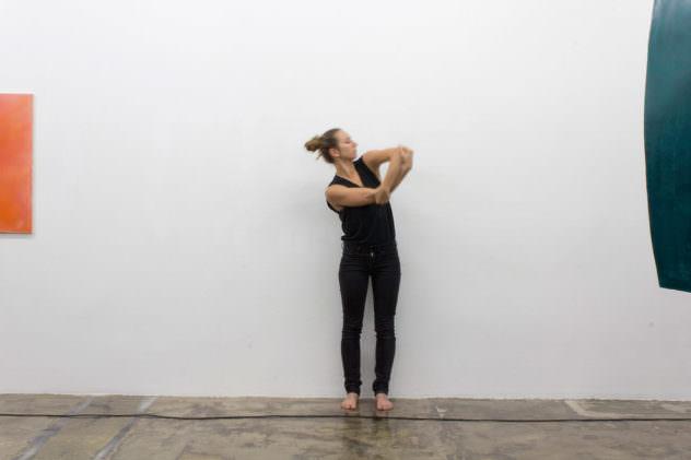 Performance Cornelia Voglmayrtes, sehsaal 2018