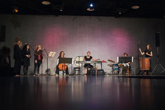 DEYANDA Ensemble: Foto: © Tobias Aschermann / Blanka Urbanek