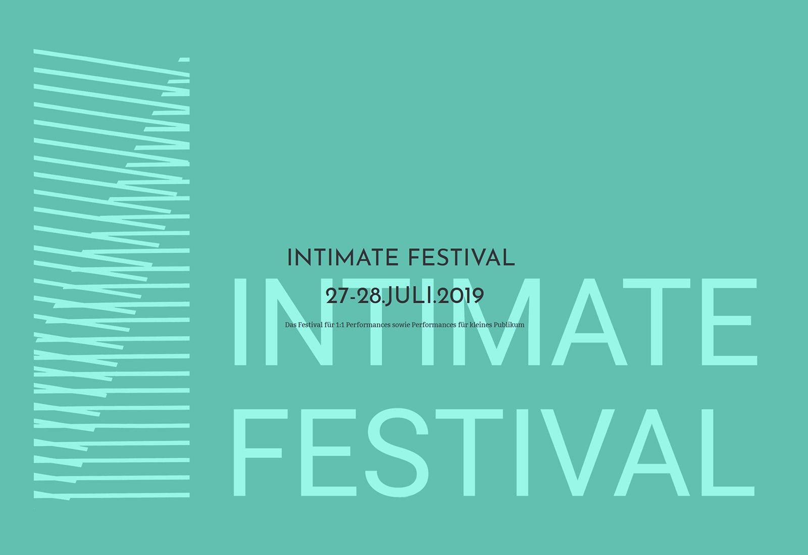 Intimate Festival 2019