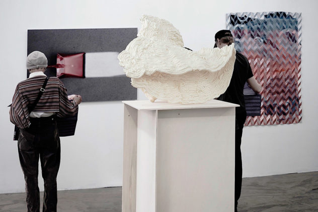 Opening of fake & fragment, sehsaal Juni 2020