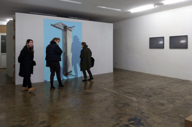 1.10.2020 sehsaal WienEröffnung dimensions / Liddy Scheffknecht