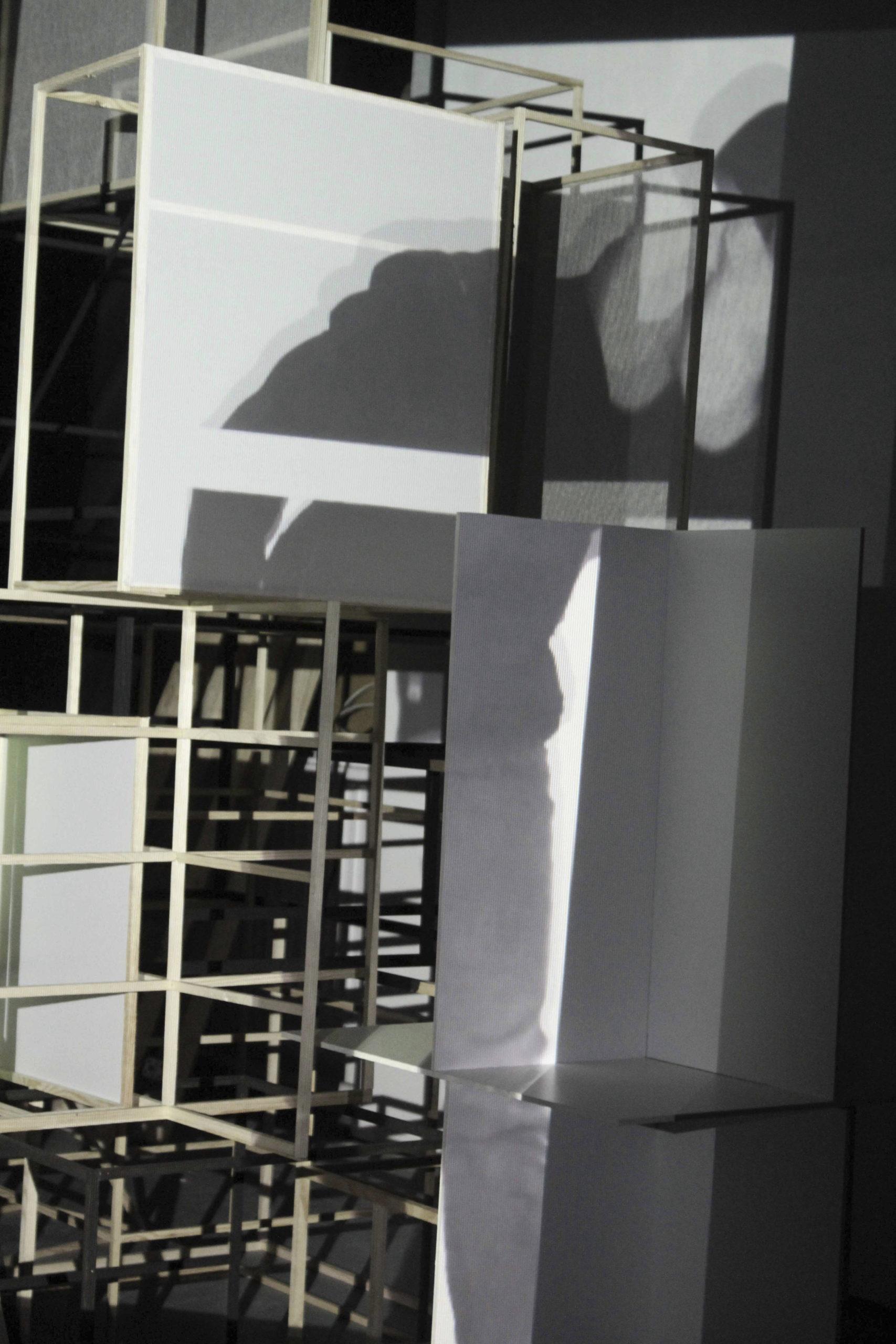 Ctrl + SHIFT + Z (Detail, Atelieransicht), 2020 / Foto: Gunda Gruber