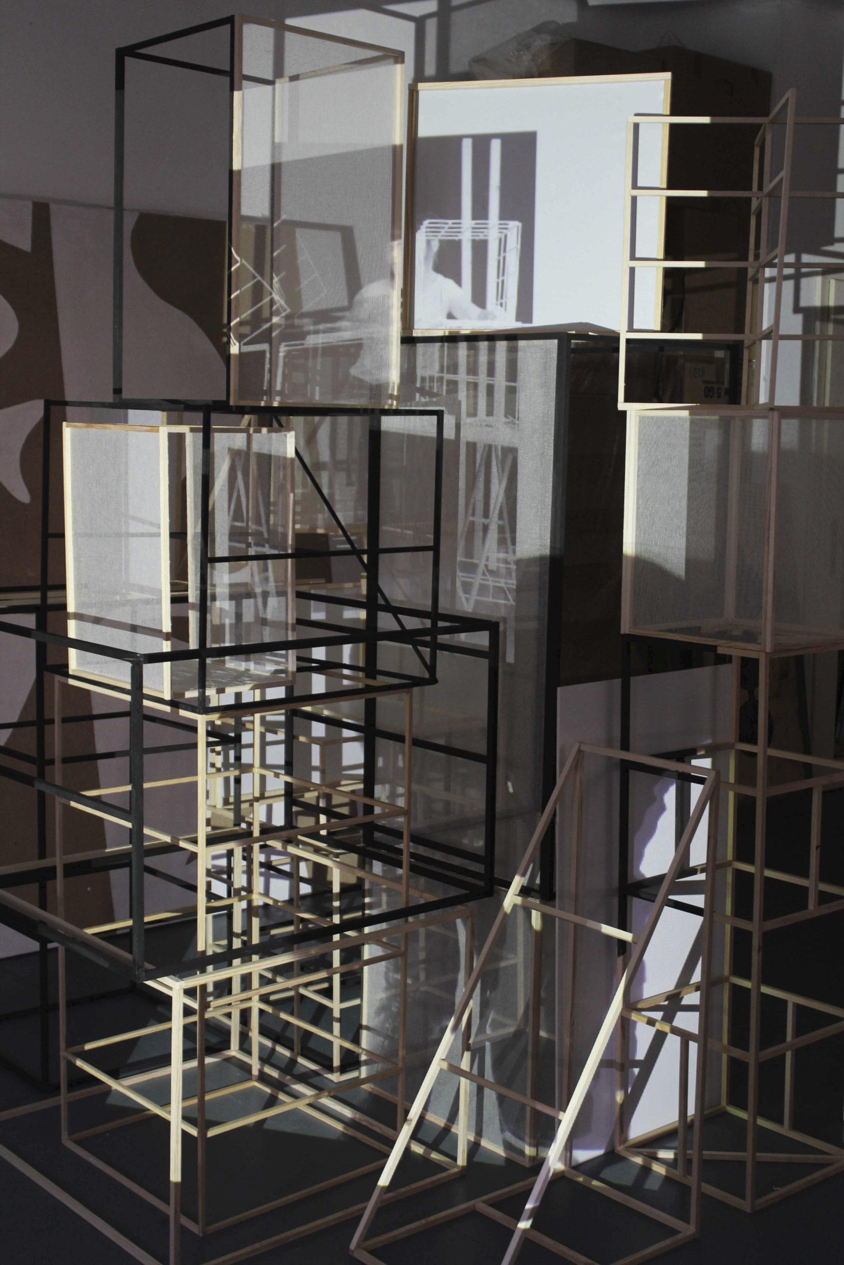 FAST FORWARD REWIND (Salzburger Kunstverein, 2018)  Foto: Andrew Phelps