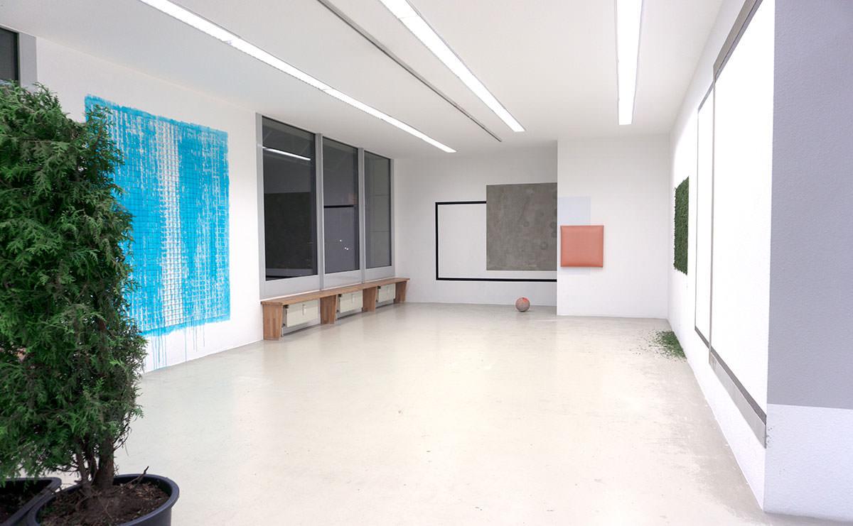 Ausstellungsansicht whodunnit 2019
